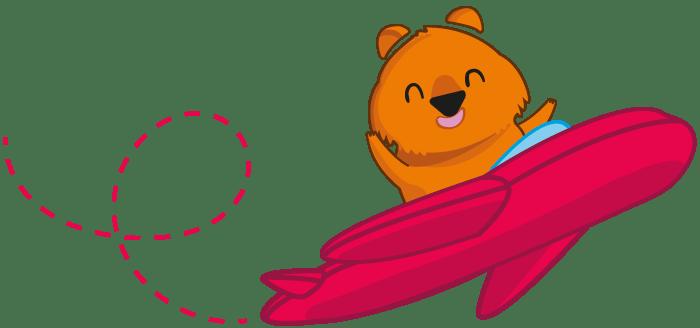 Qi la mascota de Quakki