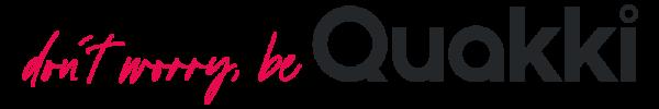 Dont worry be Quakki - slogan